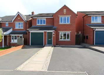 Thumbnail 4 bed detached house for sale in Bramble Close, Wilnecote, Tamworth