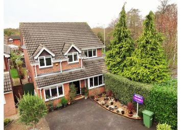 Thumbnail 4 bed detached house for sale in Cressida Chase, Warfield