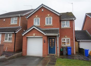 Thumbnail 4 bed detached house for sale in Park View Close, Blurton, Stoke-On-Trent