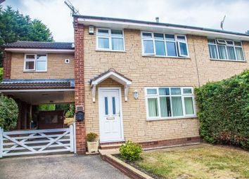 Thumbnail 4 bedroom semi-detached house for sale in Beacon Road, Wincobank, Sheffield