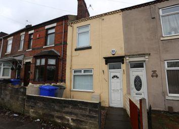 Thumbnail 2 bedroom terraced house to rent in Werrington Road, Bucknall