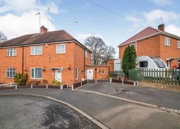 Thumbnail 3 bed semi-detached house for sale in Greenfields, Redditch, Worcestershire