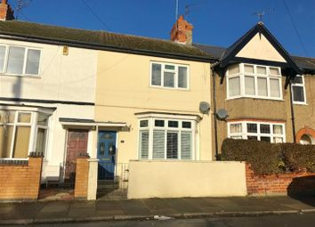 Thumbnail 3 bed terraced house for sale in Chestnut Road, Abington, Northampton