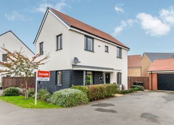 Thumbnail 3 bed detached house for sale in Folkes Road, Wootton, Bedford