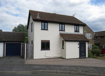 Thumbnail 3 bed detached house for sale in Foundry Way, Bury, Huntingdon