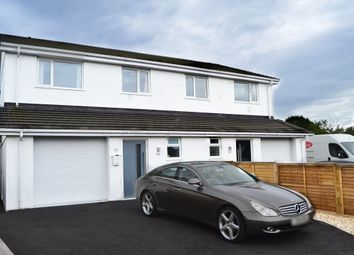 Thumbnail 4 bed semi-detached house for sale in Trevance Park, Tywardreath