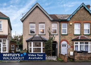 Thumbnail 3 bed semi-detached house for sale in Warwick Road, West Drayton, Middlesex