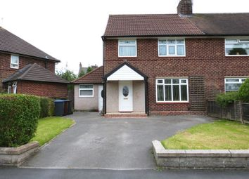 Thumbnail 3 bed semi-detached house for sale in Kingsfield Crescent, Biddulph, Staffordshire