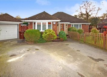 Thumbnail 3 bed detached bungalow for sale in Woburn Avenue, Farnborough, Hampshire