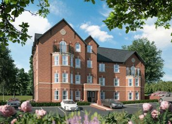 Thumbnail 2 bed flat for sale in Clevelands Drive, Bolton