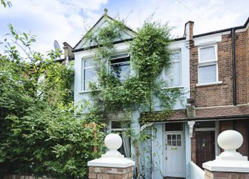 Thumbnail 4 bed terraced house to rent in Crewys Road, Child's Hill