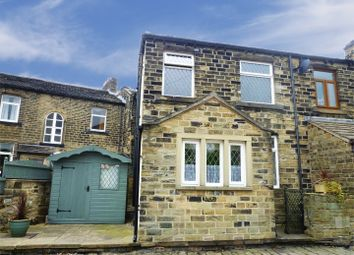 Thumbnail 2 bedroom terraced house for sale in Marsh, Honley, Holmfirth
