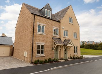 "Thumbnail 3 bed terraced house for sale in ""The Chastleton"" at Bourton Industrial Park, Bourton-On-The-Water, Cheltenham"