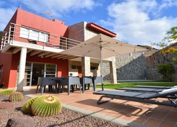 Thumbnail 5 bed villa for sale in Viaducto De Tauro, 35138 Mogán, Las Palmas, Spain