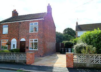 Thumbnail 2 bed semi-detached house for sale in Moorfields, Willaston, Nantwich