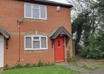 Thumbnail 2 bedroom semi-detached house for sale in Copperfields Close, Dunstable, Bedfordshire