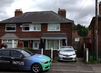 Thumbnail 3 bedroom semi-detached house to rent in Overdale Road, Manchester