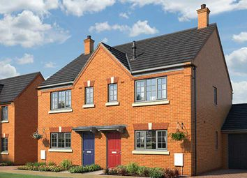 "Thumbnail 3 bed property for sale in ""The Spruce"" at The Bache, Telford"