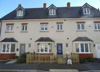 Thumbnail 4 bed terraced house for sale in Ffordd Y Draen, Coity, Bridgend