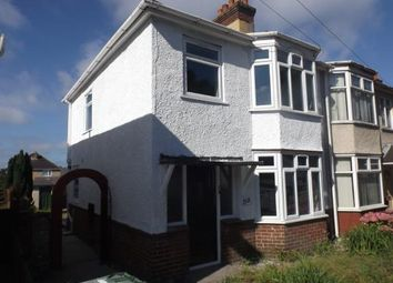 Thumbnail 3 bed semi-detached house for sale in Bursledon Road, Southampton