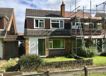 Thumbnail 3 bed semi-detached house for sale in Holcombe, Whitchurch, Bristol, .