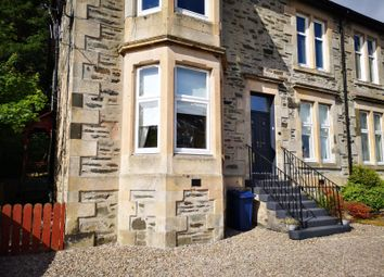 Thumbnail 2 bed flat for sale in High Road, Port Bannatyne, Isle Of Bute, Argyll And Bute