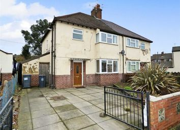 Thumbnail 3 bed semi-detached house for sale in London Road, Chesterton, Newcastle-Under-Lyme
