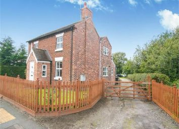 Thumbnail 5 bedroom detached house for sale in Crewe Road, Winterley, Sandbach, Cheshire