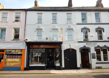 Thumbnail 2 bed flat for sale in Flat 2, 37 High Street, Wigton, Cumbria
