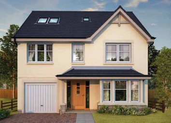 Thumbnail 5 bedroom detached house for sale in Plot 185, 216 & 222, Ostlers Way, Kirkcaldy, Fife