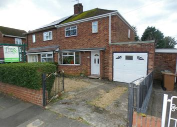 Thumbnail 3 bed semi-detached house for sale in Eastern Avenue, Dogsthorpe, Peterborough, Cambridgeshire