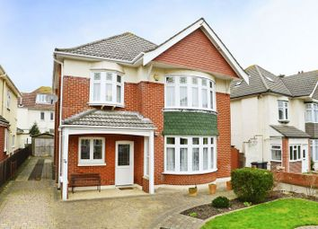 Thumbnail 7 bed detached house for sale in Kings Park Road, Bournemouth BH7.