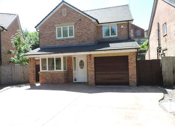 Thumbnail 4 bed detached house for sale in Watermill Clough, Royton, Oldham