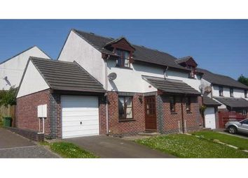 Thumbnail 2 bed semi-detached house to rent in Beech Drive, St. Columb