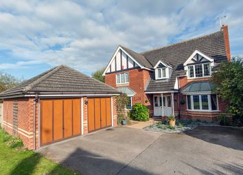 Thumbnail 5 bedroom detached house for sale in Floyd Grove, Coventry