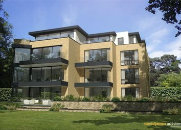 Thumbnail 4 bed flat for sale in Balcombe Breeze, 2A Balcombe Road, Poole