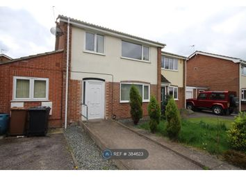 Thumbnail 3 bed detached house to rent in Rye Butts, Chellaston, Derby