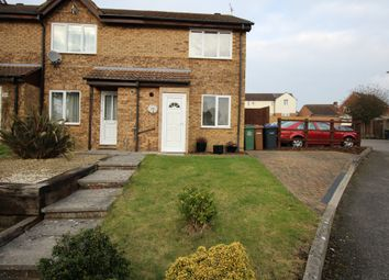 Thumbnail 2 bed end terrace house for sale in Lysley Close, Pewsham, Chippenham