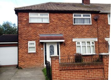 Thumbnail 4 bed semi-detached house to rent in Dobson Place, Hartlepool