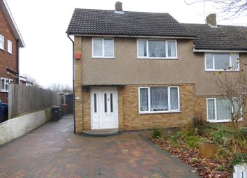 Thumbnail 4 bedroom detached house for sale in Eastern Avenue North, Kingsthorpe, Northampton