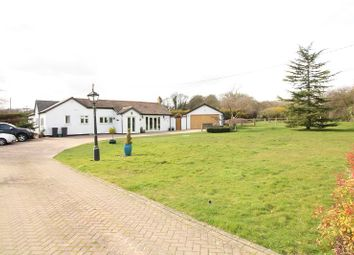 Thumbnail 3 bed detached bungalow for sale in Lower Stock Road, West Hanningfield, Chelmsford