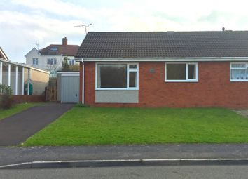Thumbnail 2 bedroom bungalow to rent in West Street, Minehead