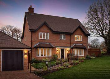 "Thumbnail 4 bedroom detached house for sale in ""The Ewhurst"" at Amlets Lane, Cranleigh"
