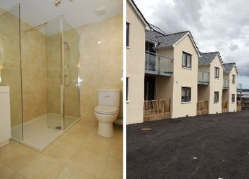 Thumbnail 3 bed flat to rent in Woodside, Greenbank, Plymouth