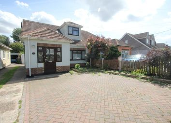 Thumbnail 4 bed semi-detached house for sale in Ferry Road, Hullbridge, Hockley