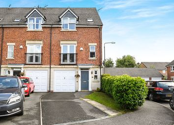 Thumbnail 3 bed end terrace house for sale in Handel Mews, Ashbourne
