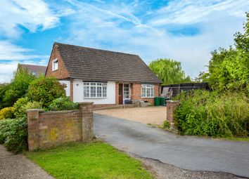 Thumbnail 3 bedroom detached bungalow for sale in Ramsey Road, St. Ives, Cambridgeshire