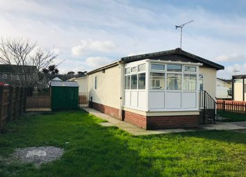 Thumbnail 2 bedroom mobile/park home for sale in Eastern Green Park Three, Eastern Green, Penzance