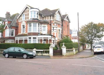 Thumbnail 1 bed flat to rent in Woodville Road, Bexhill