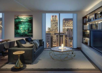 Thumbnail 3 bed flat for sale in Maine Tower, Harbour Central, Lighterman's Rd, Canary Wharf, London